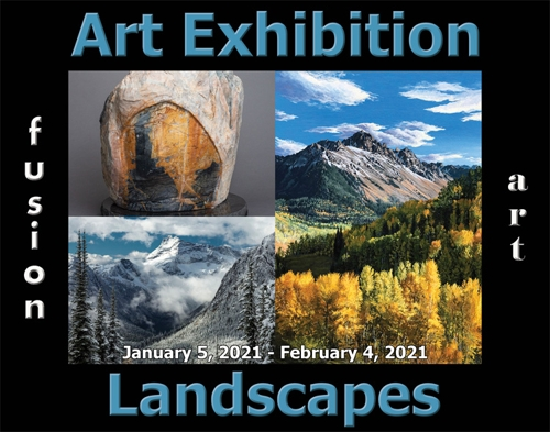 Fusion Art Announces the Winners of the 6th Annual Landscapes Art Exhibition image