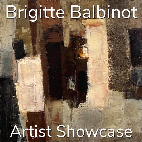 Brigitte Balbinot is Awarded an Artist Showcase Feature image