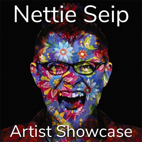 Nettie Seip is Awarded an Artist Showcase Feature image