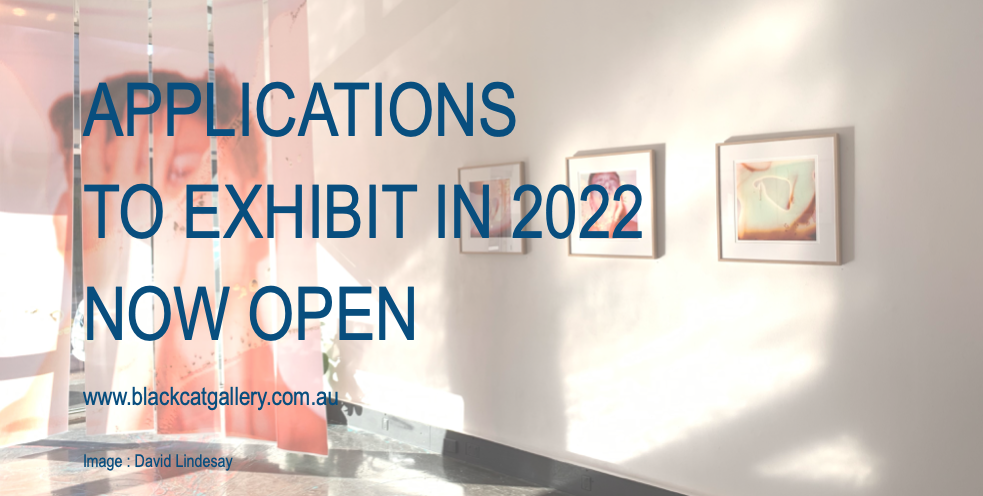 APPLICATIONS TO EXHIBIT IN 2022 NOW OPEN !! image