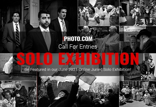 Win a Solo Exhibition in June 2021 image