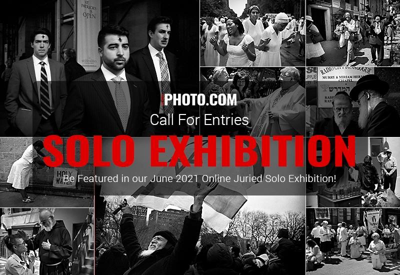 Win a Solo Exhibition in June 2021 image