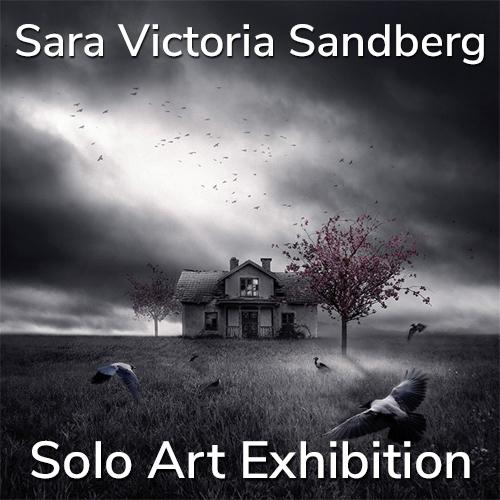 Sara Victoria Sandberg is Awarded a Solo Art Exhibition image