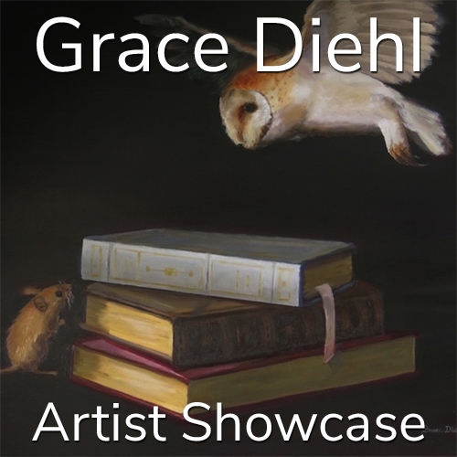 Grace Diehl is Awarded an Artist Showcase Feature image