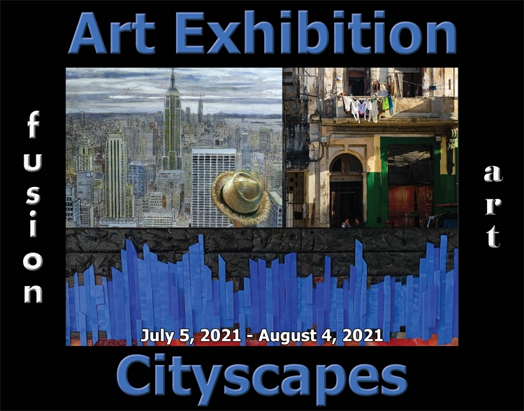 Fusion Art Announces the Winners of the 6th Annual Cityscapes Art Exhibition image