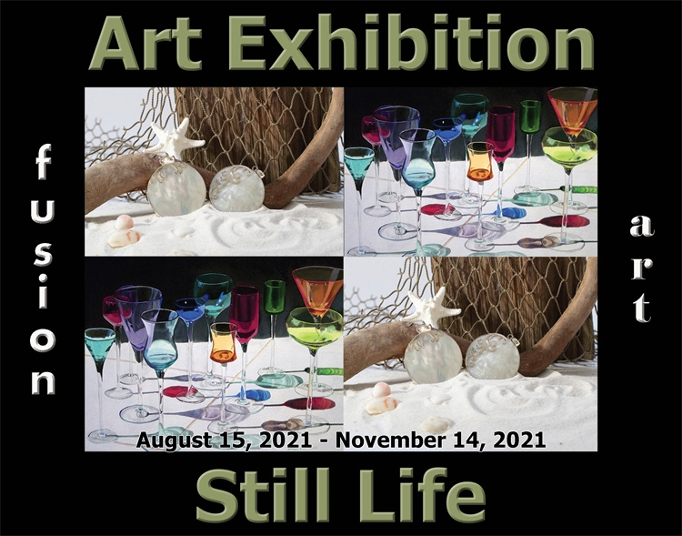 Fusion Art Announces the Winners of the 2nd Annual Still Life Art Exhibition image