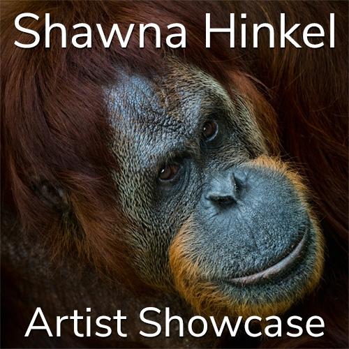 Shawna Hinkel is Awarded an Artist Showcase Feature image