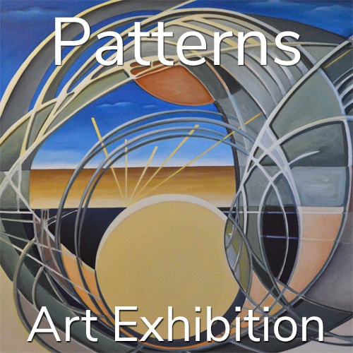 """5th Annual """"Patterns"""" 2021 Art Exhibition Winning Artists Announced image"""