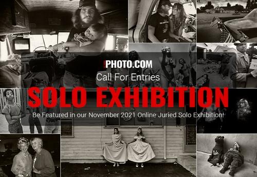 Win a Solo Exhibition in November 2021 image