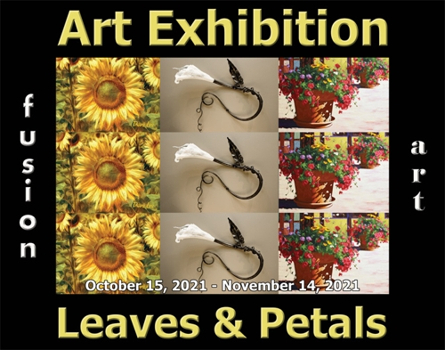 Fusion Art Announces the Winners of the 7th Annual Leaves & Petals Art Exhibition image
