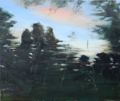 Amanda van Gils: View from a speeding train 3 (Barcelona to Nice) 2008 image