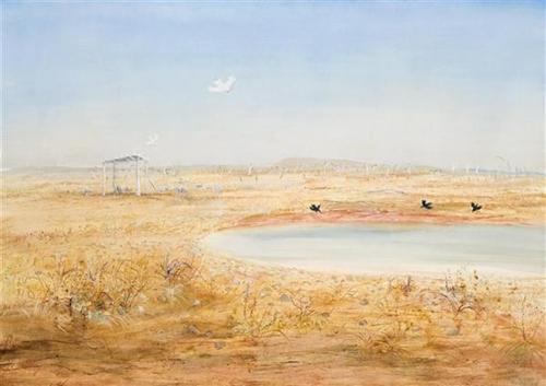 Wimmera Landscape image