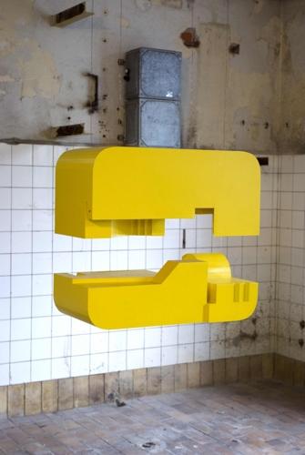 Gelbes Objekt (Yellow Object) image