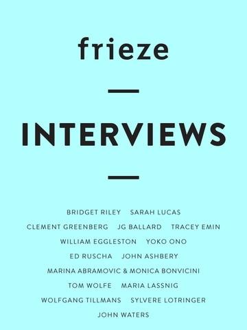 Frieze Interviews image