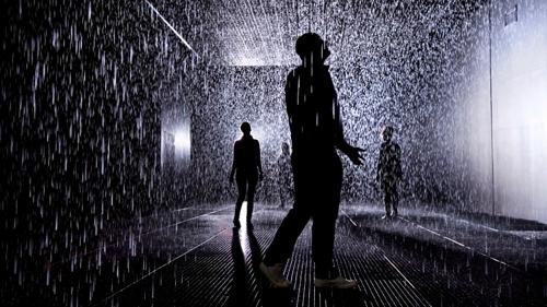 rAndom International: Rain Room image