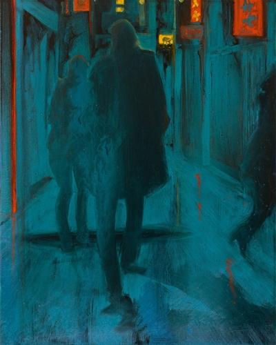 Barbara Bolt: Neon image