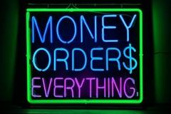 """Money Orders"" image"