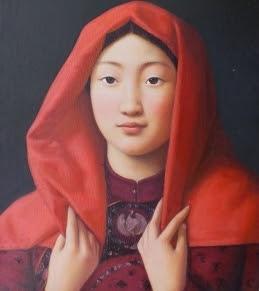 Xue Mo: Portrait, not portrait image