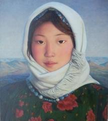 Xue Mo: Portrait of Miss Tuya image