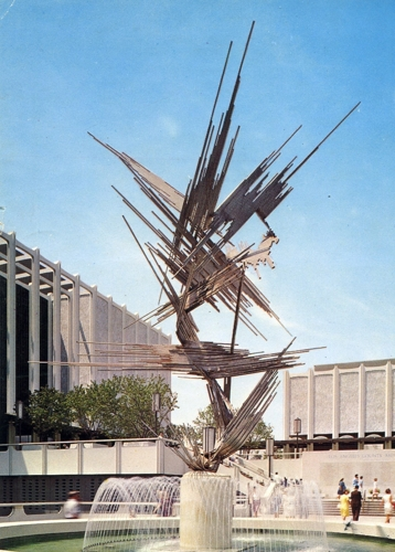 Space Sculpture image