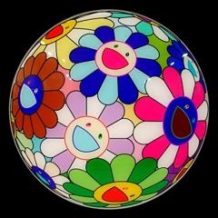 Takashi Murakami - Flowerball Charger Plate image