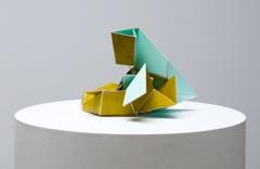 Gemma Smith: Adaptable (mint/golden Green) image
