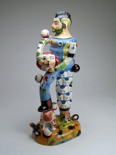 Ancestral figure image