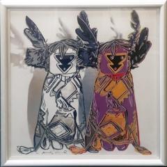 Andy Warhol - Kachina Dolls FS II.381 image
