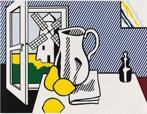 Roy Lichtenstein  image