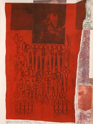 Robert Rauschenberg - Most Distant Visible Part of the Sea image