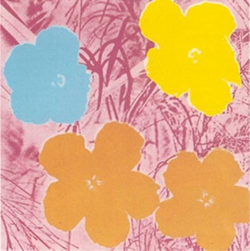 Andy Warhol - Flowers II.70 image