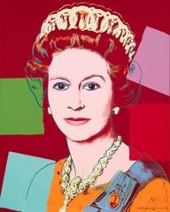 Queen Elizabeth II of the United Kingdom (II.334A-336A)  image