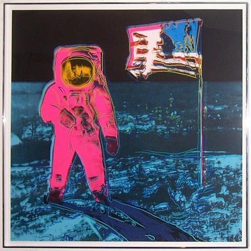 Andy Warhol - Moonwalk (II.405) image