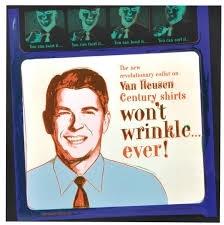 Andy Warhol - Van Heusen (Ronald Regan) (II.356) image