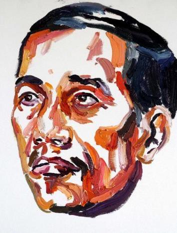 Portrait of Indonesian President: Joko Widodo image