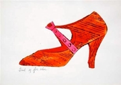 Andy Warhol - Dial M for Shoes image