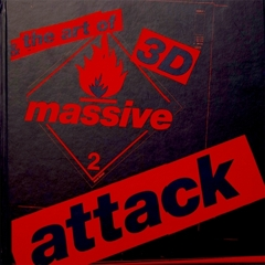 3d And The Art Of Massive Attack Published As 300-page Hardback Book With Screen-printed Cover Artwork image
