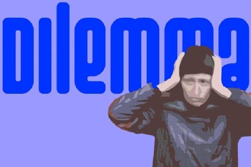 """""""DILEMMA""""  image"""