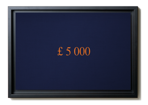 Numbers - £5,000 image