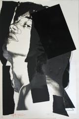 Andy Warhol - Mick Jagger (II.144) image