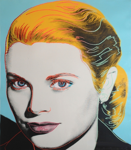 Andy Warhol - Grace Kelly (II.305) image