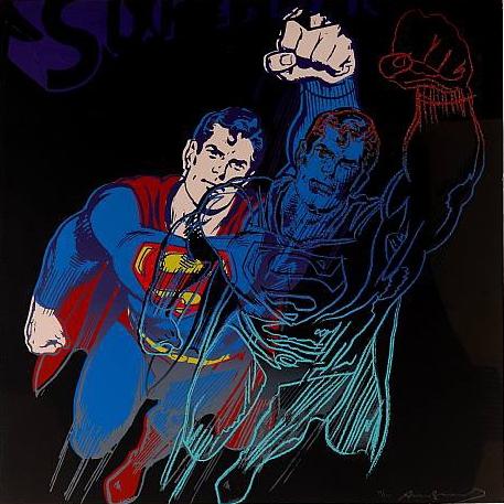 Andy Warhol - Superman (II.260) image