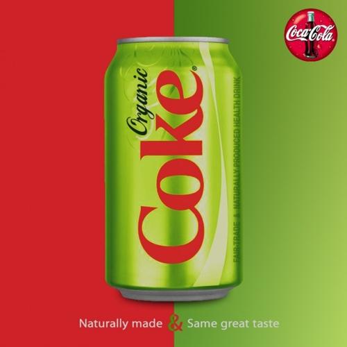 Organic Coke Speculative Design image