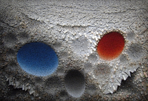 Aggregation 10 – MY016 BLUE AND RED image