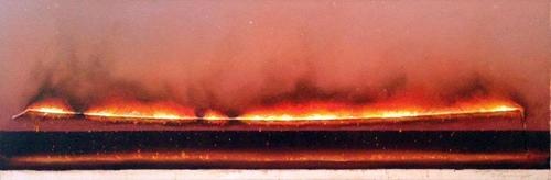 Night Fire  image
