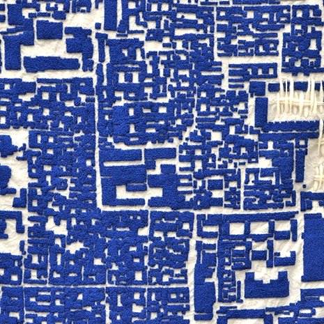 Urban Carpet Blue image