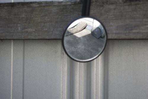 Navigating (Mirror) image