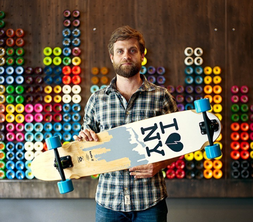 Philip, Manager, Bustin Boards, Lower East Side, New York. image