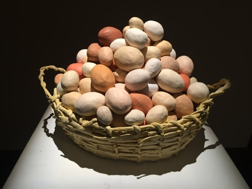 All my eggs in one basket image