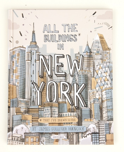 All The Buildings In New York Book image